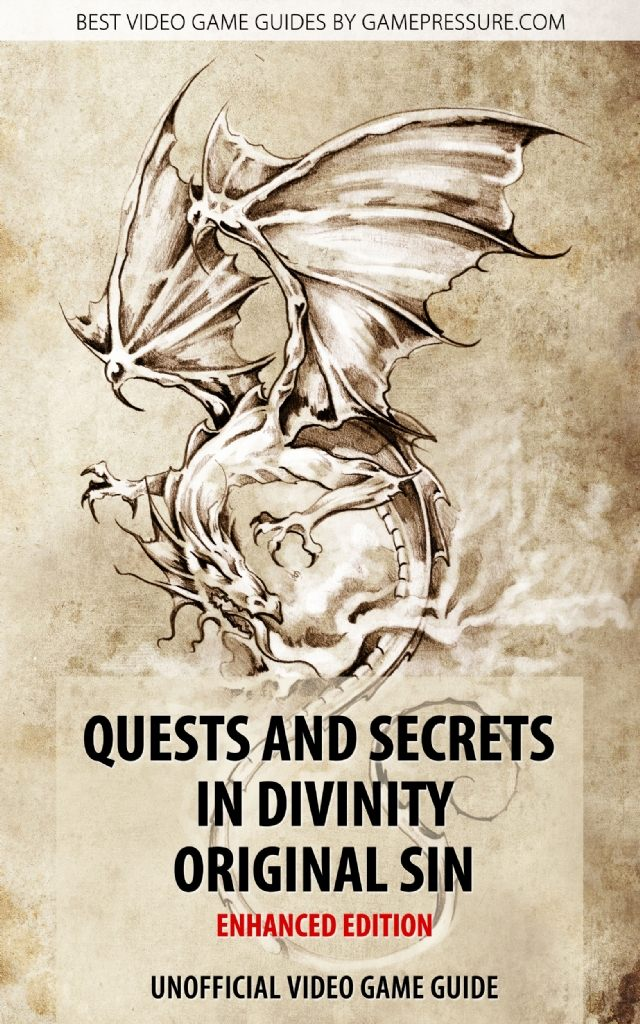 Quests And Secrets in Divinity Original Sin Enhanced Edition - Unofficial Video Game Guide