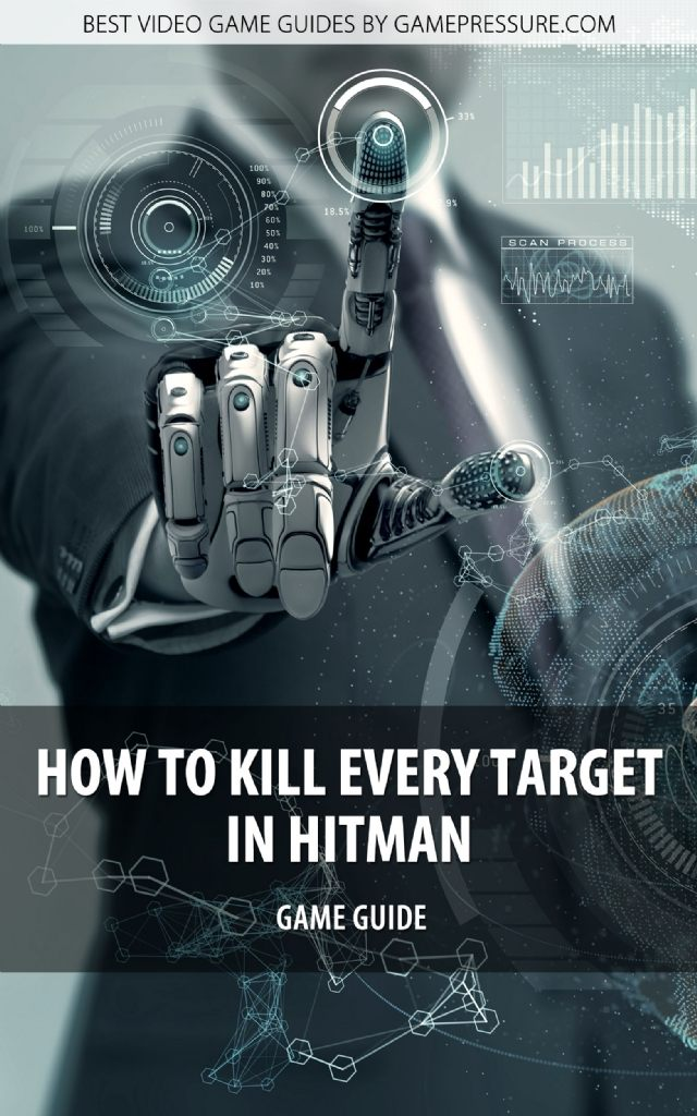 How to Kill Every Target in Hitman - Game Guide