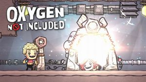 Gases in Oxygen Not Included | Resources - Oxygen Not Included Game