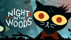 Chapter 1 Walkthrough Night In The Woods Game Guide