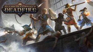 Barbarian Class in Pillars of Eternity 2 - Pillars Of Eternity 2