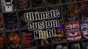 Ultimate Custom Night Game Guide
