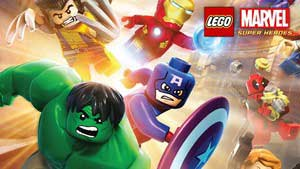 LEGO Marvel Super Heroes Game Guide & Walkthrough