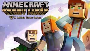 Chapter 1 | Episode 5: Order Up! - Minecraft: Story Mode: A Telltale