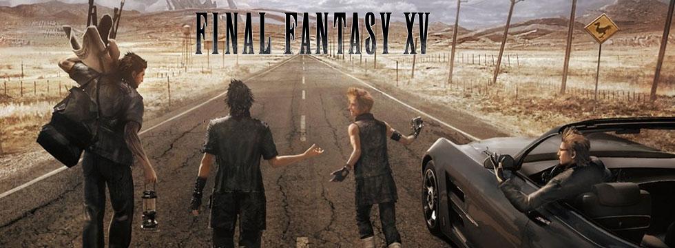 Final Fantasy XV Game Guide