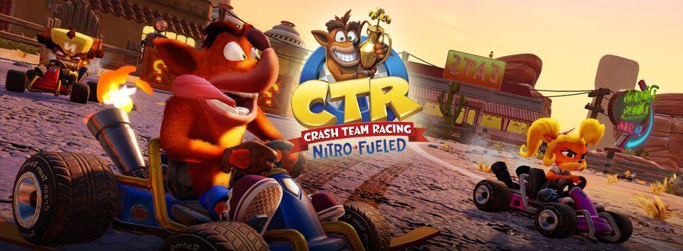 Crash Team Racing Nitro-Fueled Guide