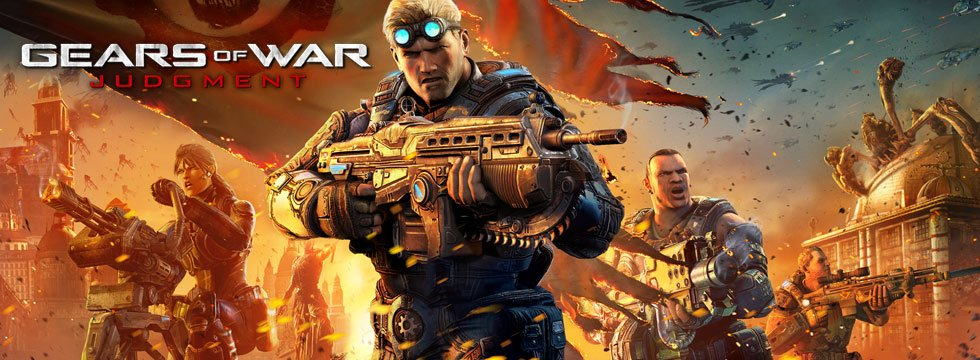 Gears of war judgment young dom skin dlc leaked tutorial video.